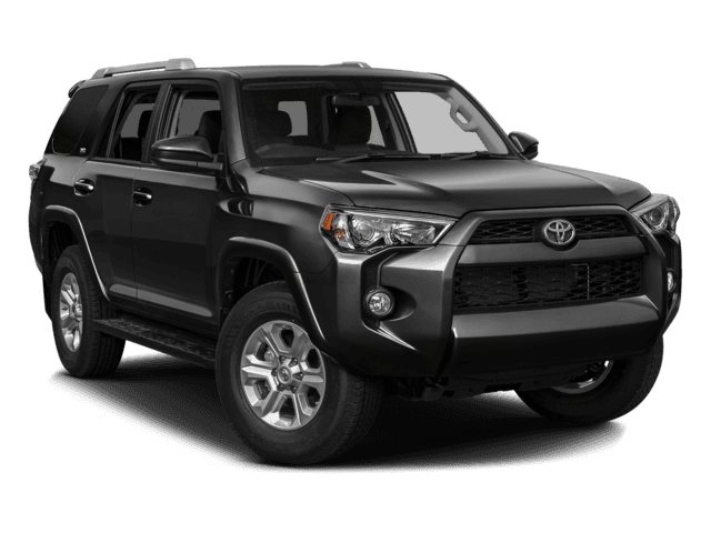 New 2016 Toyota 4Runner SR5 Premium With Navigation & 4WD
