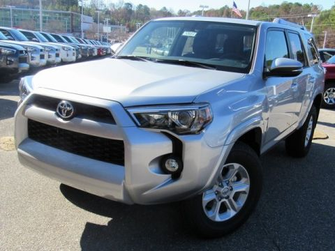 New 2016 Toyota 4Runner SR5 Premium With Navigation