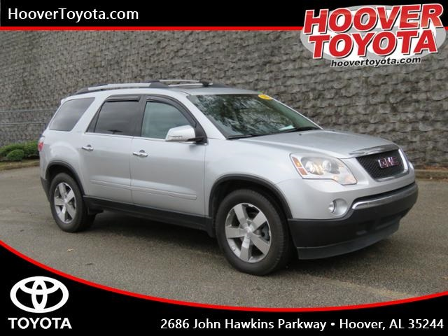 Pre-Owned 2012 GMC Acadia SLT-1