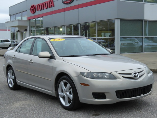 Pre-Owned 2007 Mazda6 i Sport VE FWD 4D Sedan