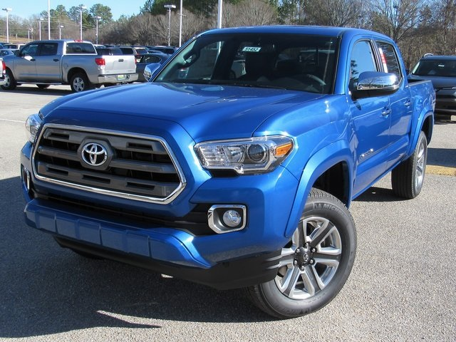 new 2017 toyota tacoma limited 4d double cab in hoover 51452 hoover toyota. Black Bedroom Furniture Sets. Home Design Ideas