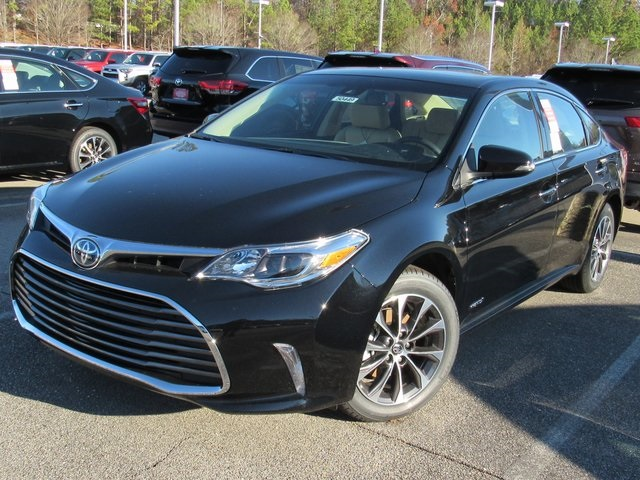 new 2017 toyota avalon hybrid xle plus 4d sedan in hoover. Black Bedroom Furniture Sets. Home Design Ideas