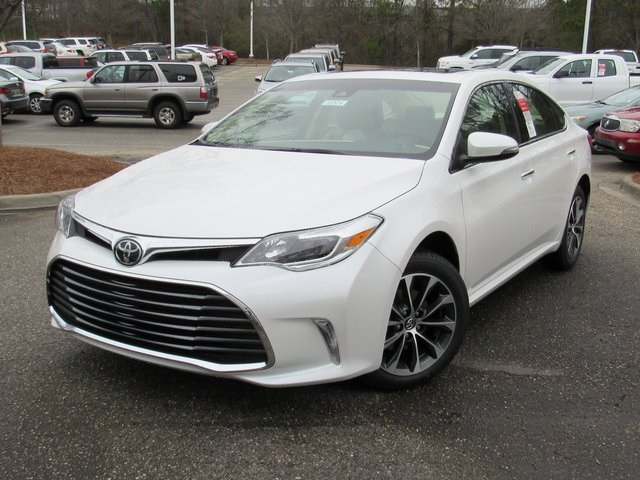 new 2017 toyota avalon xle premium 4d sedan in hoover. Black Bedroom Furniture Sets. Home Design Ideas