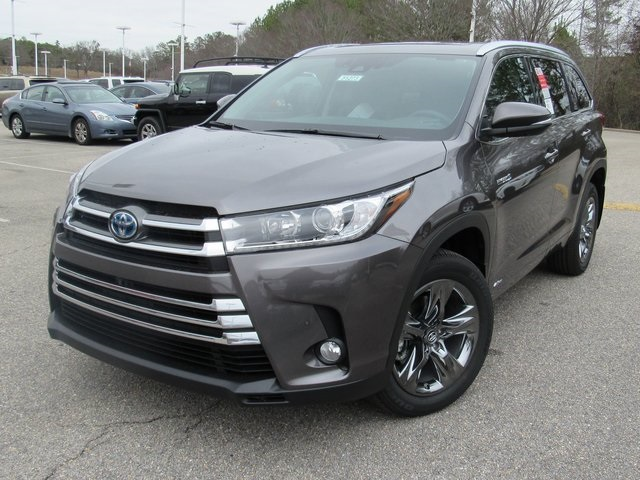 new 2017 toyota highlander hybrid limited platinum 4d sport utility in hoover 51273 hoover toyota. Black Bedroom Furniture Sets. Home Design Ideas