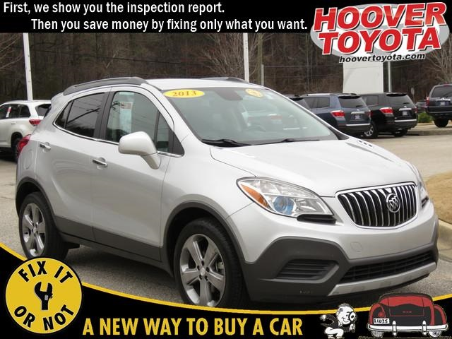 Pre-Owned 2013 Buick Encore Base FWD 4D Sport Utility